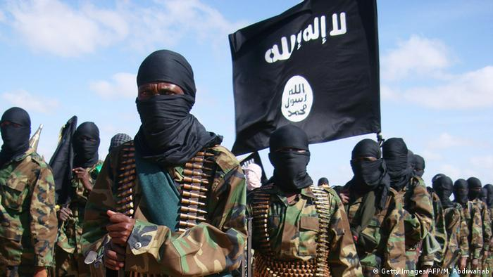 Al-Shabaab Kämpfer in Somalia (Foto: AFP)