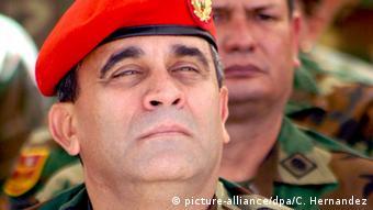 Raúl Isaías Baduel: de baluarte de Chávez a preso en Ramo Verde
