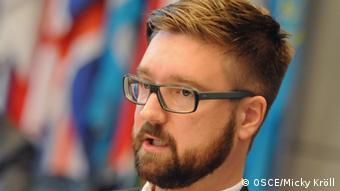 Expertul în securitate Ulrich Kühn