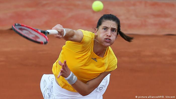 French Open 2015 Andrea Petkovic
