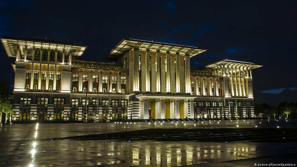 Erdogan′s palace declared illegal by Turkish court | News | DW | 26.05.2015