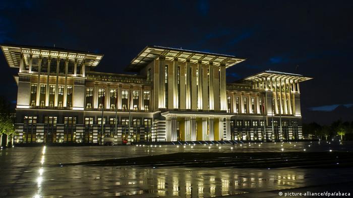 Turkey's Presidential Palace