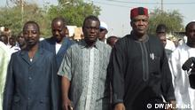 Niger Niamey Opposition