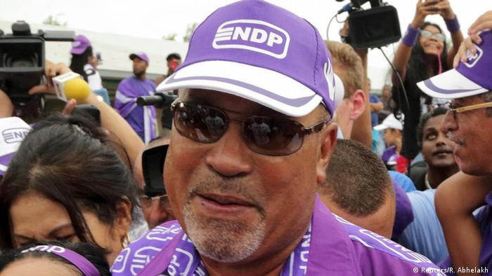 Suriname Präsident Desi Bouterse (Reuters/R. Abhelakh)