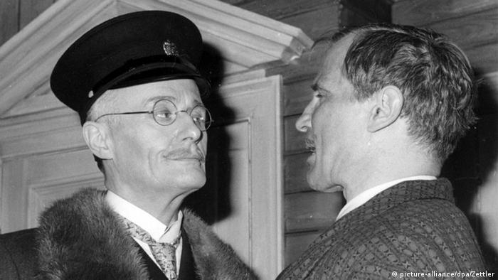 Wilhelm Borchert und Rudolf Fernau