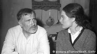 Wilhelm Borchert und Christa Keller
