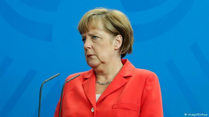 Канцлерка ФРН Анґела Меркель