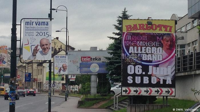 Gdje prije? Na doček Pape ili na koncert Allegro Banda?