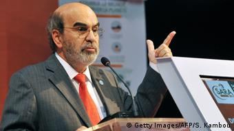 Jose Graziano Da Silva Direktor FAO (Getty Images/AFP/S. Kambou)