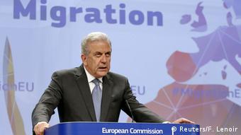 Belgien EU-Kommission beschliesst Quotenplan für Flüchtlinge