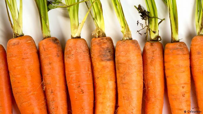 Karotten (Colourbox)
