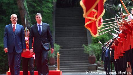 kryeministri-i-serbise-aleksandar-vucic-nis-viziten-zyrtare-dyditore-ne-tirane