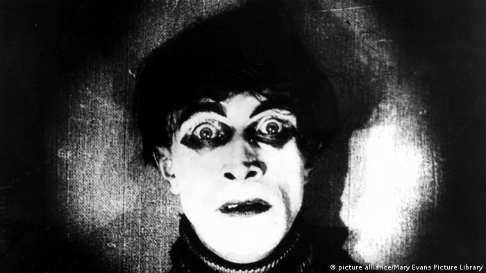 Filmstill Das Cabinet des Dr. Caligari