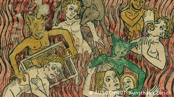 Ausstellung Die Sieben Todsünden Kloster Dalheim Sünder