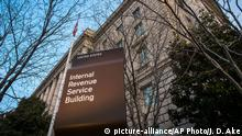 The Internal Revenue Service collects federal taxes used for government spending