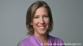 USA Susan Wojcicki (picture-alliance/dpa/Google Inc.)