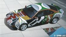 Deutschland Sonderausstellung BMW Art Cars