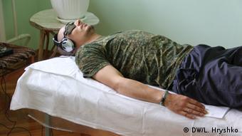 Апарат аудіовізуальної стимуляції мозку - в устаткуванні Центру психофізичної реабілітації