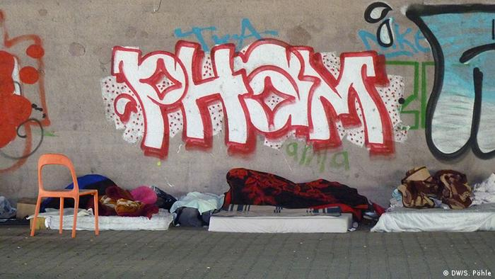 Köln Massen-Evakuierung vor Bombenentschärfung Obdachlose