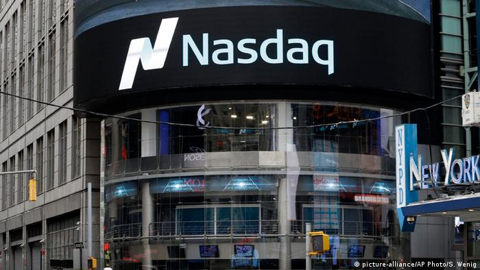 Nasdaq glitch sees wild stock price fluctuations