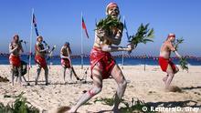 Bildergalerie Australien Aborigines Versöhunungswoche