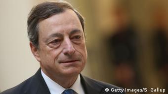 AMB Başkanı Mario Draghi