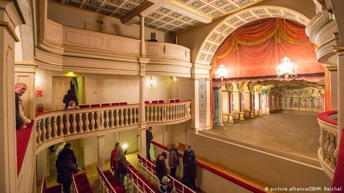 Театр Экгофа у місті Ґота