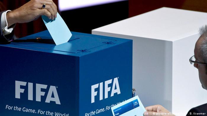 Wahl des FIFA-Präsidenten 2011