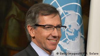 Der UN-Vermittler Bernardino León Foto: Getty Images
