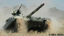 Ukraine Panzerwagen T-64BM Bulat von Ukroboronprom