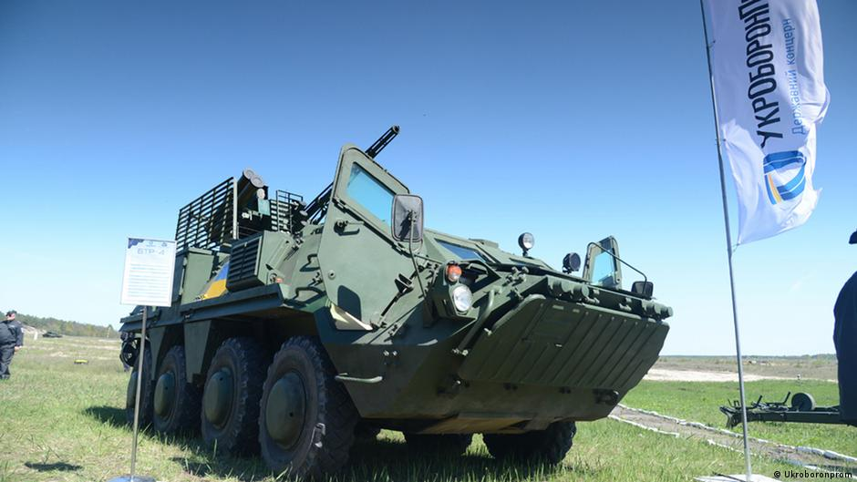 Армия в Украине становится частной