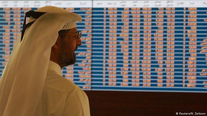 Katar Doha Reaktion Börse FIFA Korruptionsskandal (Reuters/N. Zeitoon)