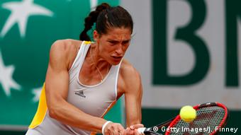 Tennis French Open Andrea Petkovic
