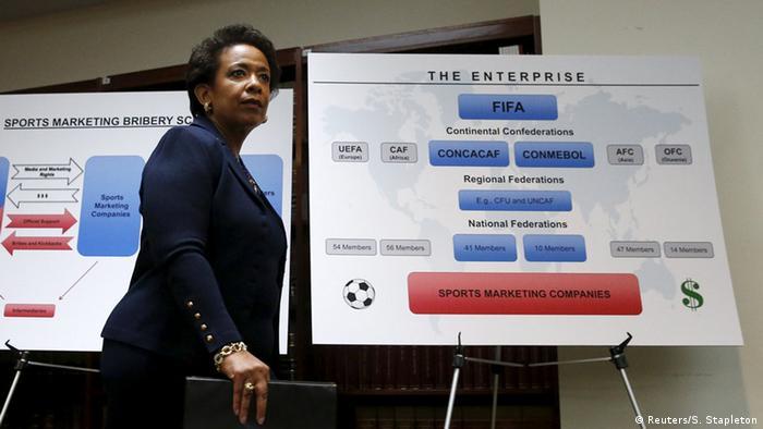 Генпрокурор США Лоретта Лінч
