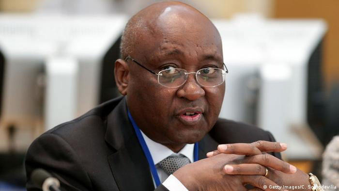 Donald Kaberuka, Präsident der Afrikanischen Entwicklungsbank ADB