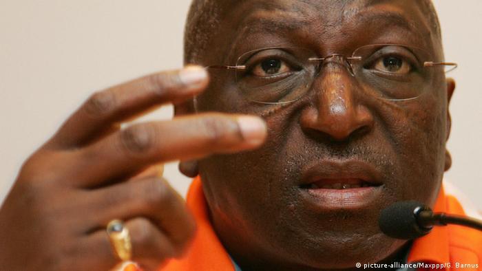 Jacques Anouma, président de la FIF (fédération ivoirienne)