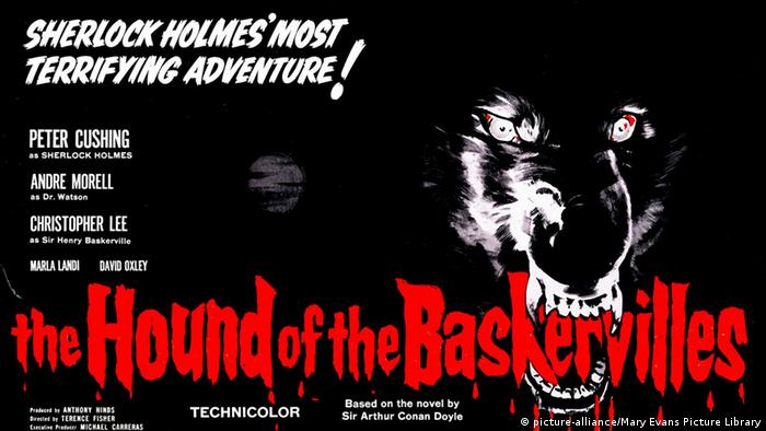 Der Hund von Baskerville / Hound of the Baskervilles Filmplakat