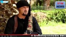 Gulmurod Halimow Tadschikistan IS-Überläufer