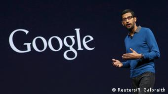 Entwicklerkonferenz Google I/O Google Developers Conference Sundar Pichai