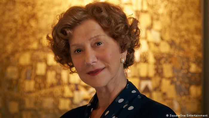 Film still 'Woman in Gold' with Helen Mirren