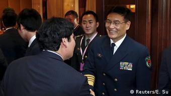 IISS-Sicherheitskonferenz Shangri-La-Dialog