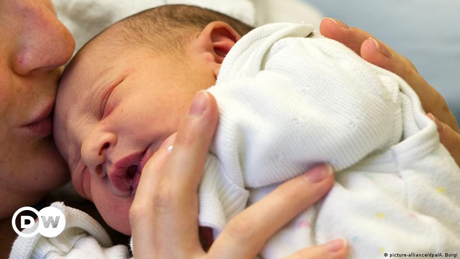 التعامل الأفضل مع ندبة الولادة القيصرية منوعات نافذة Dw عربية على حياة المشاهير والأحداث الطريفة Dw 08 06 2015