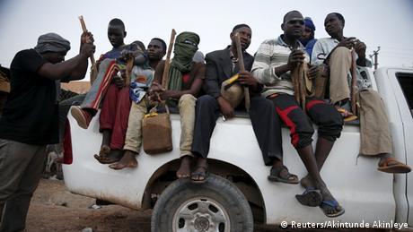 Niger Agadez Sahara Flüchtlinge (Reuters/Akintunde Akinleye)