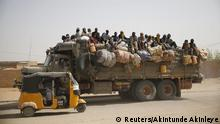 Niger Agadez Sahara Flüchtlinge