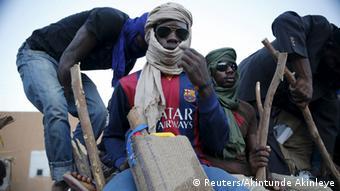 Niger Agadez Sahara Flüchtlinge Wasser