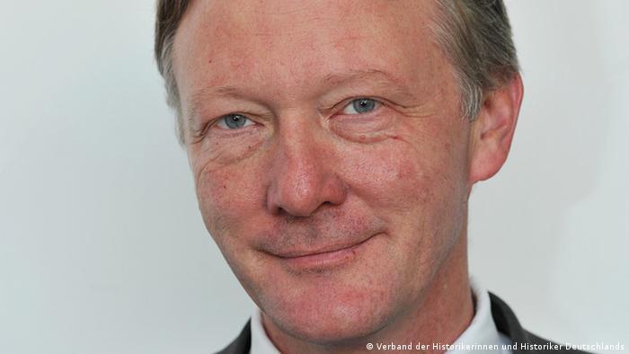 Der Osteuropa-Historiker Martin Schulze Wessel, Professor an der Universität München
