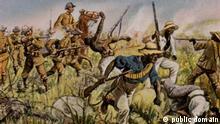 Deutsches Reich Kolonialgeschichte Genozid an den Hereros