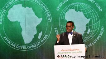 Akinwumi Adesina was appointed president of the African Development Bank in May 2015