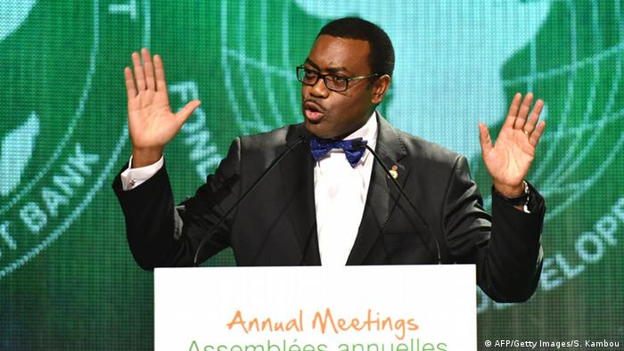 Akinwumi Adesina, neuer Präsident der Afrikanischen Entwicklungsbank