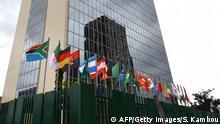 Zentrale der Afrikanischen Entwicklungsbank
